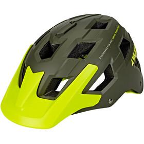 BBB Nanga BHE-54 Kask rowerowy zielony/oliwkowy